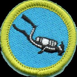 SCUBA Diving Merit Badge