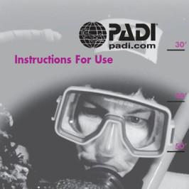 PADI Dive Planner