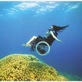 Deep Sea Diving In A Wheelchair