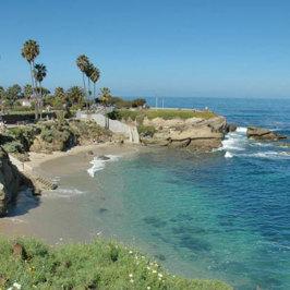 San Diego (La Jolla) Diving